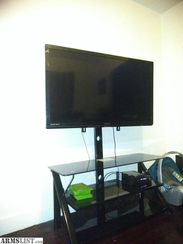Trade Stands For Sale : Armslist for sale trade quot flatscreen with stand