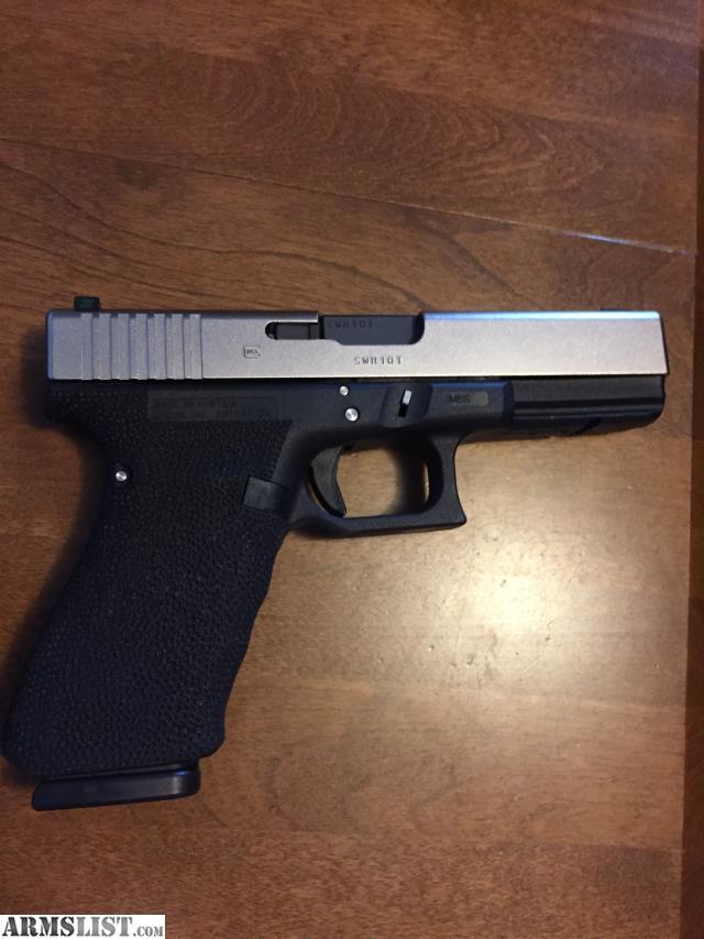 ARMSLIST - For Sale: Glock 21 Gen 4 Nickel Boron slide