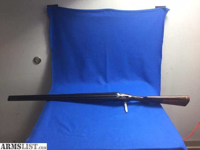 ARMSLIST - For Sale: AYA MATADOR SIDE BY SIDE SHOTGUN 12ga MAG