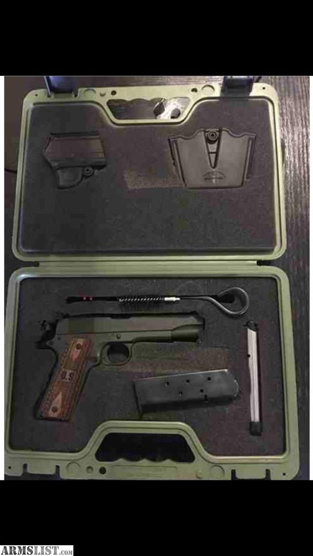 ARMSLIST - For Sale/Trade: Springfield 1911  45