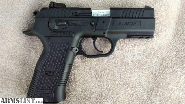 For Sale: EAA SAR K2P 9mm (CZ P-07 Clone