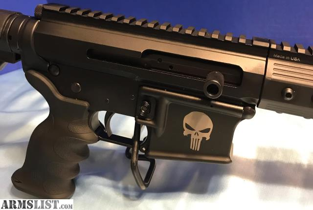 ARMSLIST - For Sale/Trade: AR15 Side Charging Upper