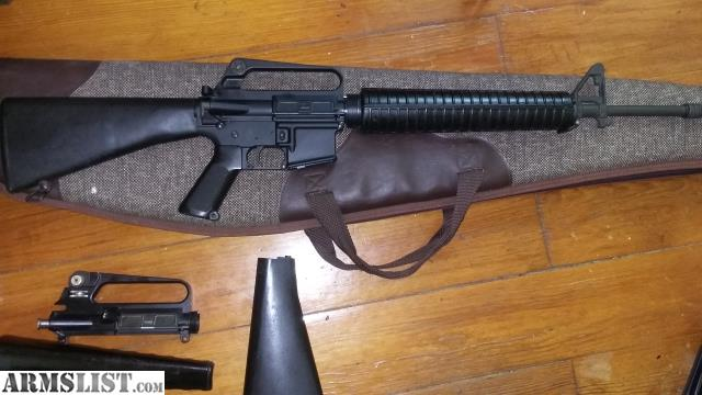 ARMSLIST - For Sale: A1 Ar15 With Magazines, Ammo, and