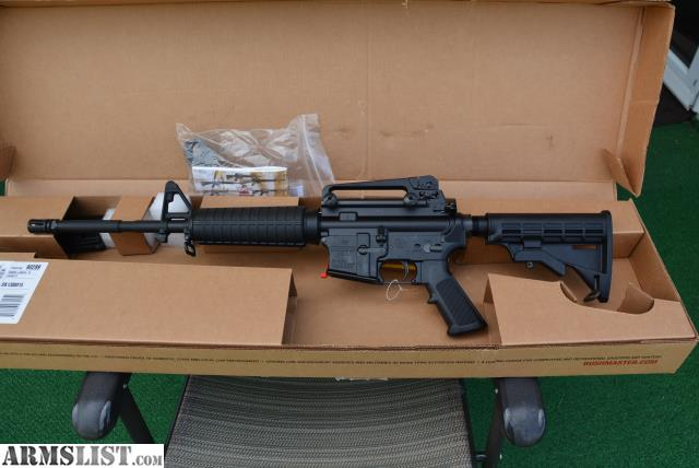For Sale: Bushmaster 5.56 AR15