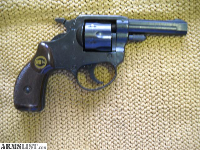 ARMSLIST - For Sale: Clean RG14  22 caliber  Made by Rohm in