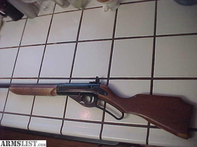 ARMSLIST - For Sale: Daisy Model 499 Vintage BB Gun