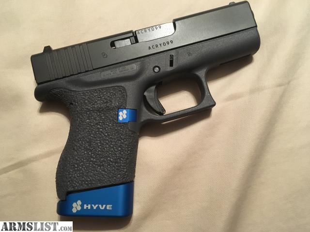 ARMSLIST - For Trade: Glock 43