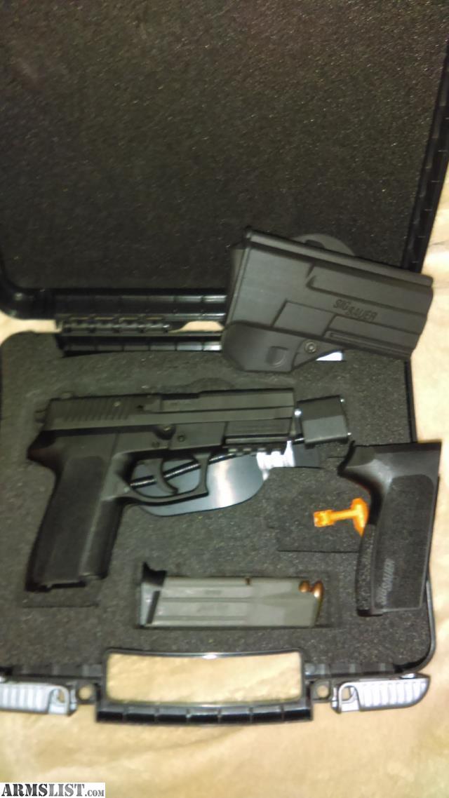 ARMSLIST - For Sale: SIG SAUER SP2022 9mm NITRON CONTRAST ...