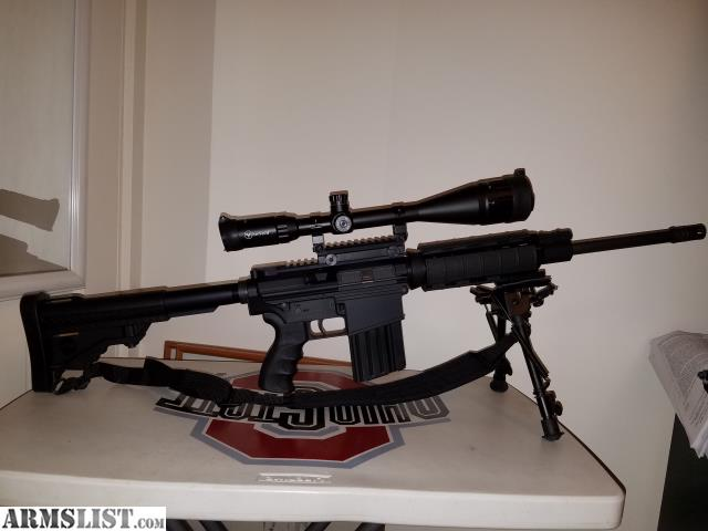 ARMSLIST - For Trade: DPMS AR10 LR  308