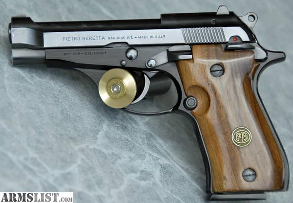 ARMSLIST - For Sale/Trade: Beretta 85BB