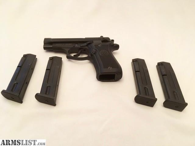 ARMSLIST - For Sale: Beretta 84FS Cheetah J84F330  380 ACP 3 81