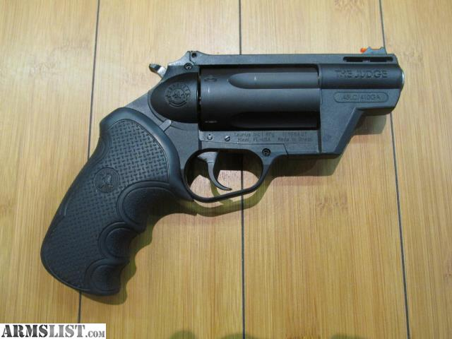 ARMSLIST - For Sale: Taurus Judge Poly Public Defender  410