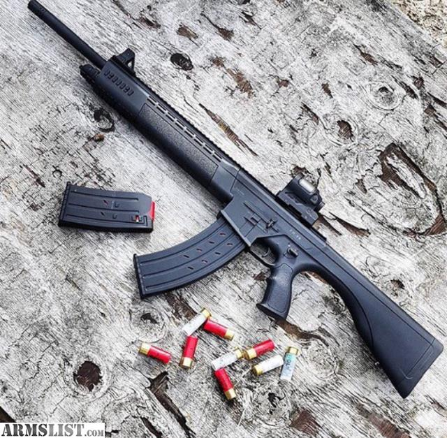 armslist for sale fr 99 12 gauge magazine fed shotgun. Black Bedroom Furniture Sets. Home Design Ideas
