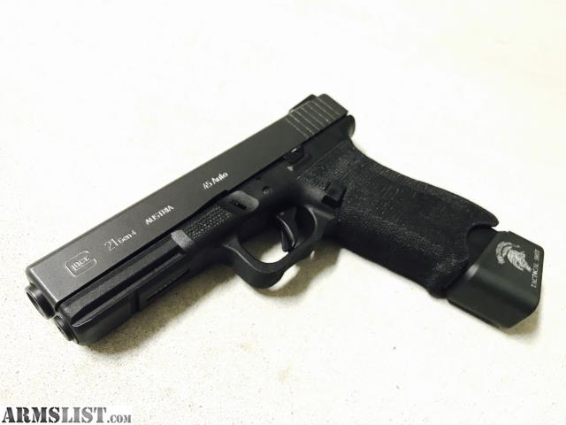 ARMSLIST - For Sale: Glock 21 Gen 4