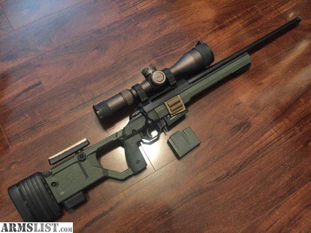 Texas Vehicle Bill Of Sale >> ARMSLIST - For Sale: Tikka CTR .308 W/ KRG Chassis