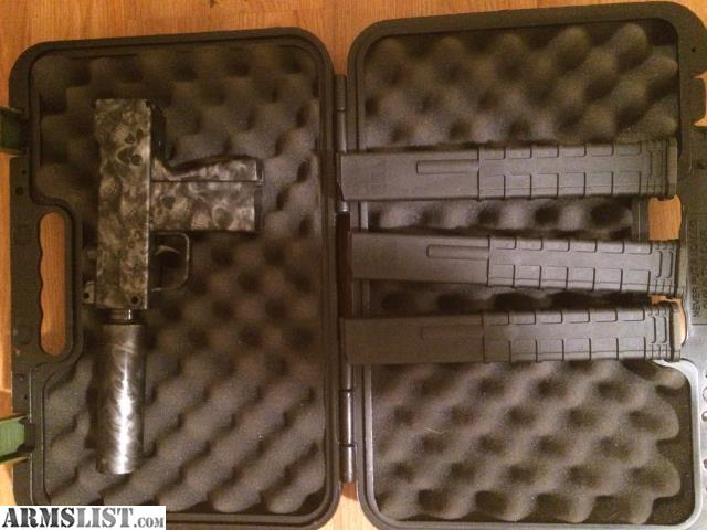 ARMSLIST - For Sale: Grim Reaper Master Arms 9mm
