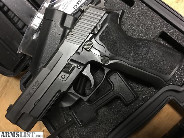 ARMSLIST - For Sale: Sig p226 elite 9mm