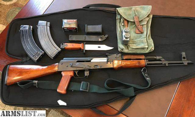 ARMSLIST - For Sale/Trade: 1969 POLISH Premium AK Bundle+Ammo