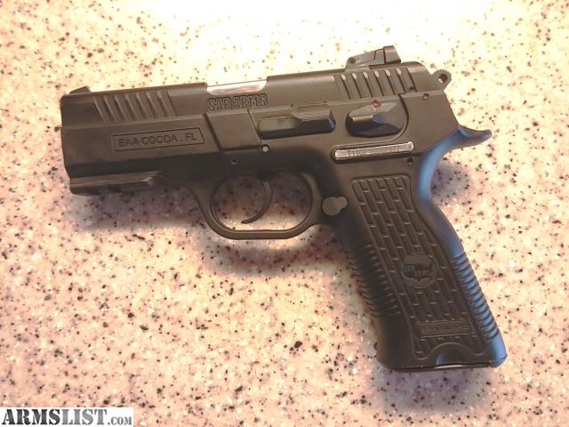 For Sale: EAA SAR K2P 9MM COMPACT