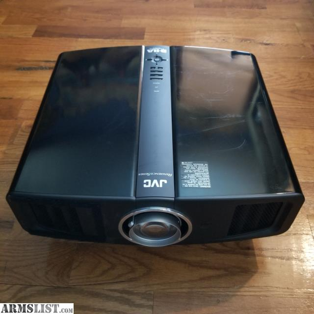 ARMSLIST - For Sale/Trade: JVC DLA-RS1X D-ILA Projector