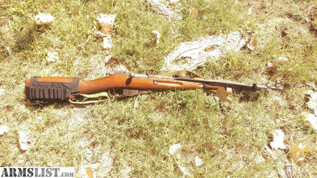 For Sale/Trade: 1953 Polish M44 W/add-ons Plus