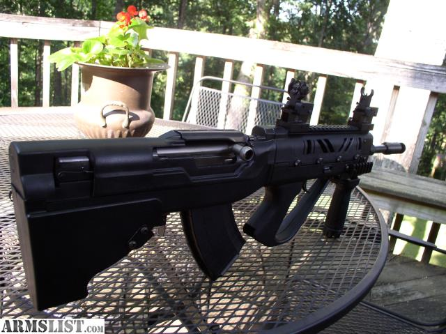 ARMSLIST - For Sale: SKS BULLPUP XX SG-WORKS 7 62X39