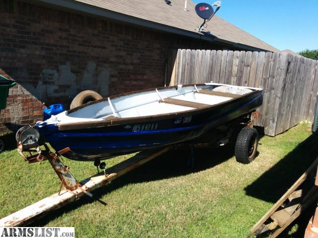 Armslist for sale trade boat for four wheeler for Fishing equipment for sale on craigslist