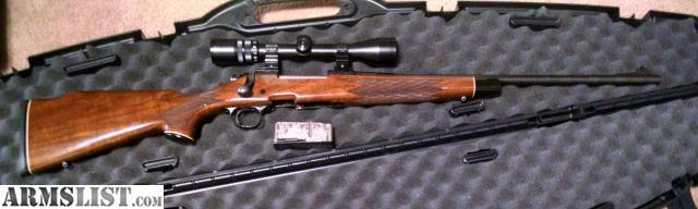 ARMSLIST - For Sale: Remington 700 CDL DM