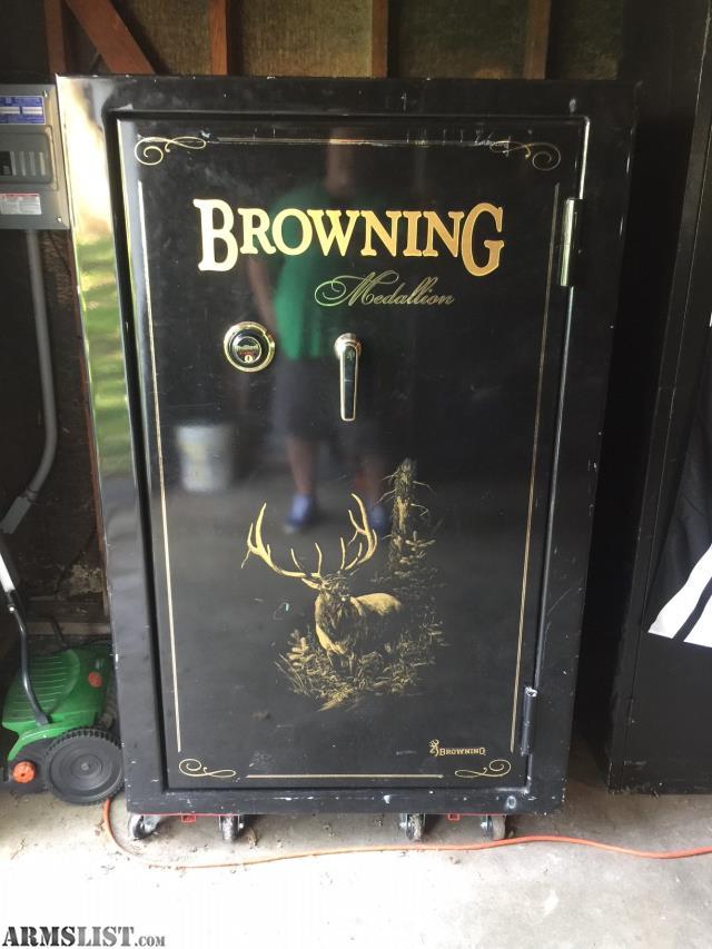 Armslist For Sale Browning Medallion 40 Gun Safe