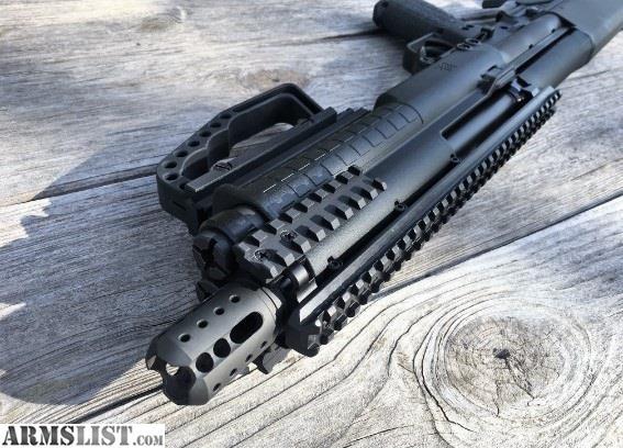ARMSLIST - For Sale: Kel Tec 12 gauge Shotgun Custom KSG