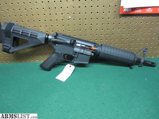 ARMSLIST - For Sale: New DPMS AR 15 Pistol 10 5 Barrel
