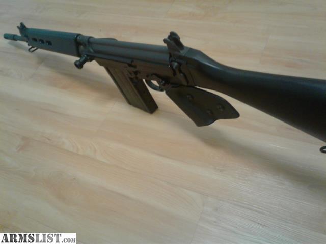 ARMSLIST - For Sale: DSA SA58 FAL