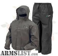 9ea175c33 ARMSLIST - For Sale: Frogg Toggs Bull Frogg Signature Rain Suit XXXL