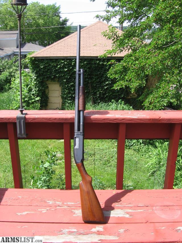 winchester model 12 16 ga shotgun value