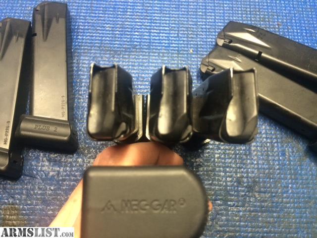 ARMSLIST - For Sale: Sig p226 20-round 9mm Mec-Gar Magazines - 8