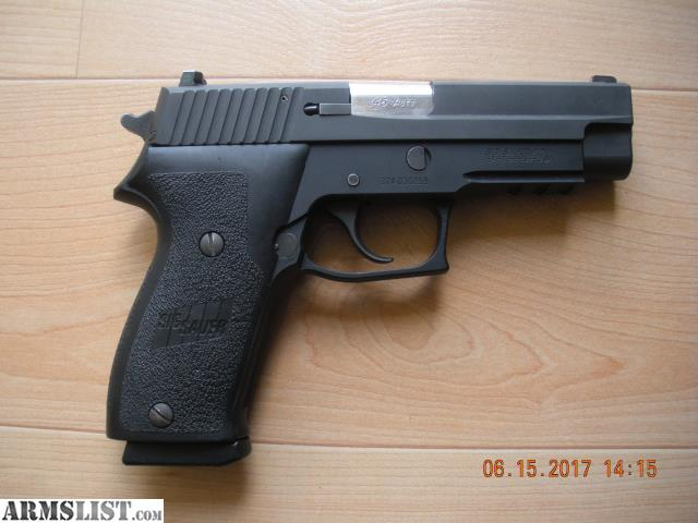 Armslist For Sale Trade Sig P220 R Nitron