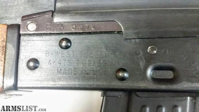Norinco ak serial number lookup