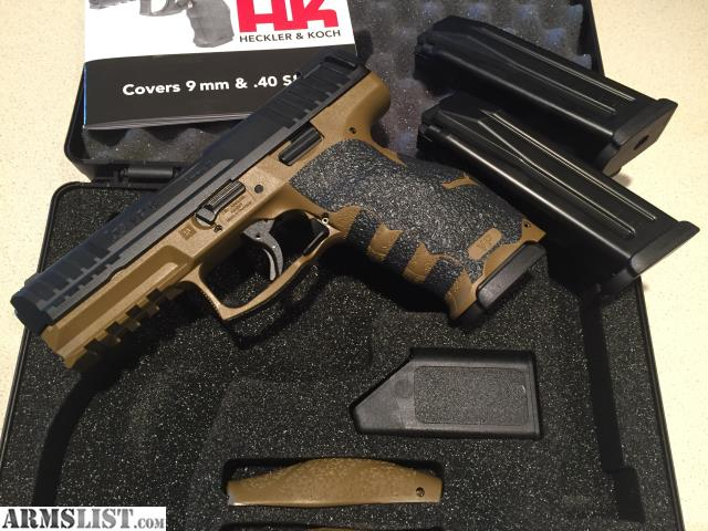 Armslist for sale hk vp9 fde night sight excellent for 560 salon grand junction