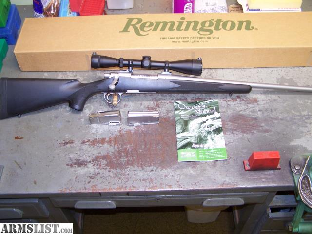 ARMSLIST - For Sale: Remington 700 BDL 7mm mag