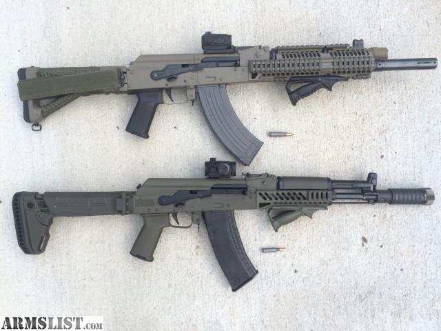 ARMSLIST - For Sale/Trade: Saiga AK74 (AK105 clone)