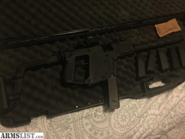 The Kriss Vector!  YouTube