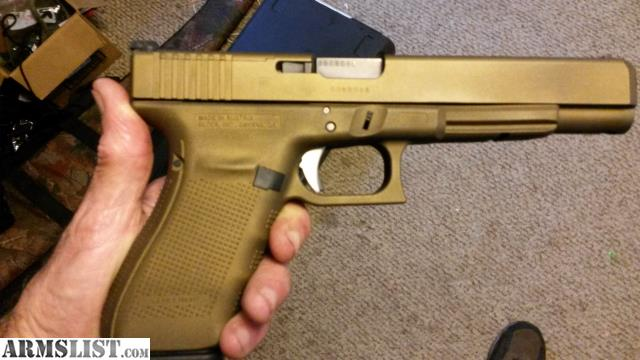 ARMSLIST - For Sale: Glock 40 MOS 10mm