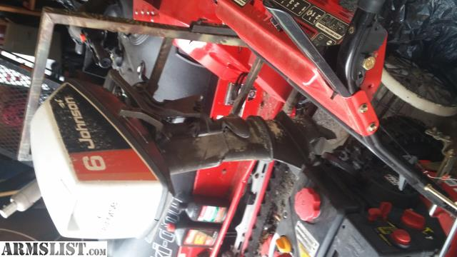 Armslist for sale trade johnson outboard motor 6hp for New johnson boat motors for sale