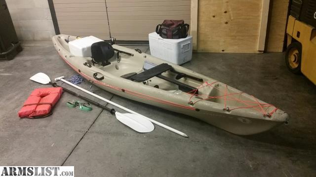 ARMSLIST - For Sale: Fishing Kayak