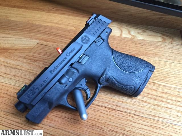 Armslist for sale nib s w m p p c ported shield 9mm for M p ported shield 9mm