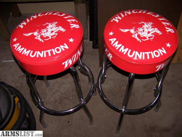 Armslist For Sale Winchester Ammo Bar Stools
