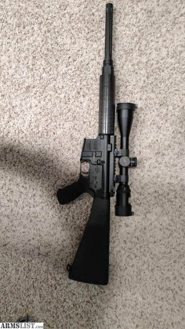 ARMSLIST - For Sale: DPMS AR 15 Sniper Rifle