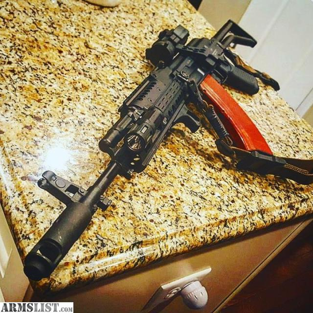 ARMSLIST - For Sale: Arsenal sam7sf