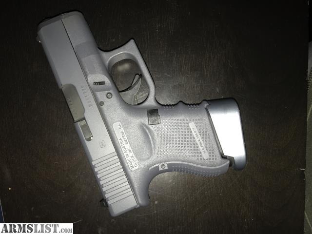Armslist For Sale Like New Gen 4 Glock 26 Full Gray