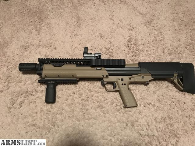 ARMSLIST - For Sale: Kel-Tec Custom Shotgun KSG 12 GA